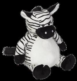 Zebra inkl. Bestickung
