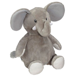 Elefant inkl. Bestickung