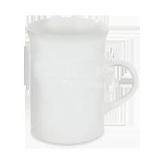 Tasse schlank weiß mit Fotodruck