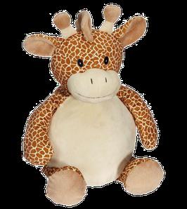 Giraffe inkl. Bestickung