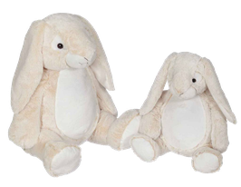 Kaninchen inkl. Bestickung