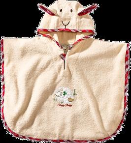 Badeponcho aus Bio-Baumwolle