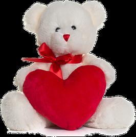 """Bär """"Charlie"""" - Geschenkverpackung mit Herz!"""