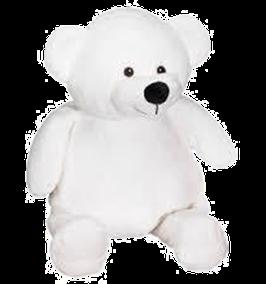 Eisbär inkl. Bestickung