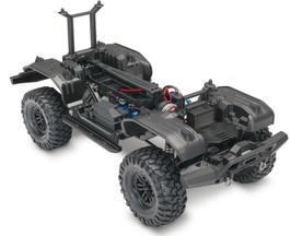 TRX4 COMPLETE KIT – 1:10 Scale-Chassis inkl. kpl. Elektronik