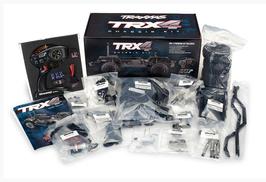 TRX4 Crawler KIT – 1:10 Scale-Chassis inkl. Elektronik