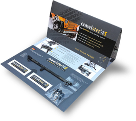 crawlster®4S steering system – Gmade/GS01, Sawback, Komodo