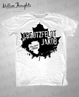 """""""Das letzte Blatt"""" Männer T-Shirt"""