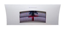 Luxury hangers Navy