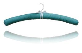 Luxury hanger Satin mint