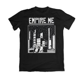 "T-Shirt ""Towers"" black"
