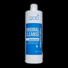1000ml QOD ORIGINAL CLEANSE SHAMPOO before Treatment- tiefenreinigendes Shampoo Sulfatfrei