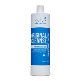 2x 1000ml QOD ORIGINAL CLEANSE SHAMPOO before Treatment- tiefenreinigendes Shampoo Sulfatfrei