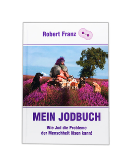 Buch- Mein Jodbuch  by Robert Franz