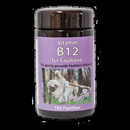 Vitamin B12 Pastillen für Faultiere by Robert Franz