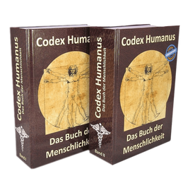 Buch- Codex Humanus  Band 1 und 2