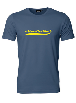 Herren T-Shirt RETRO ALLWETTERKIND