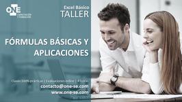 Taller: Fórmulas básicas y aplicaciones
