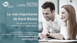 Capacitación: Lo más importante de Excel Básico