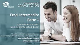 Capacitacion: Excel Intermedio Parte 1