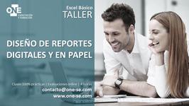 Taller: Diseño de reportes digitales y en papel