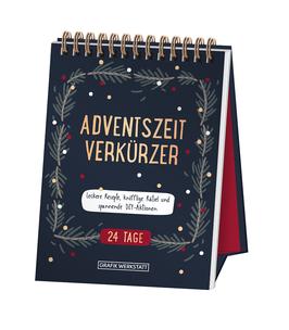 Grafikwerkstatt Tischkalender Adentszeitverkürzer