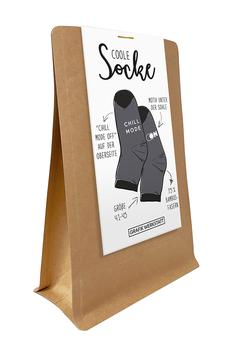 Grafikwerkstatt Coole Socke - Chill Mode