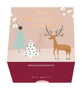 Grafikwerkstatt Weltbeste Adventszeitverkürzer - Message in a Box