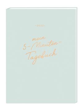 Terminplaner Lady 2022 - Mein 5-Minuten-Tagebuch