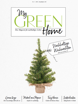 My GREEN Home  - Ausgabe 1/2018