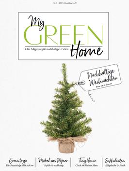 My GREEN Home  - Ausgabe 1/2018