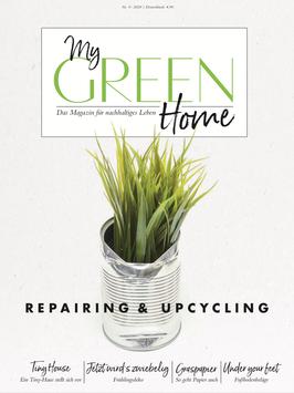 My GREEN Home  - Ausgabe 1/2020
