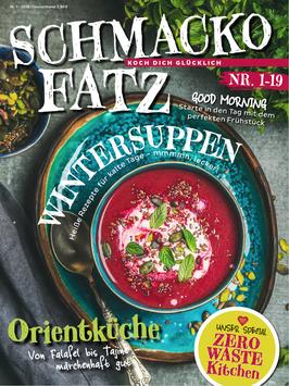 Schmackofatz  - Ausgabe 1/2019