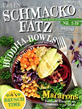 Schmackofatz  - Ausgabe 2/2019
