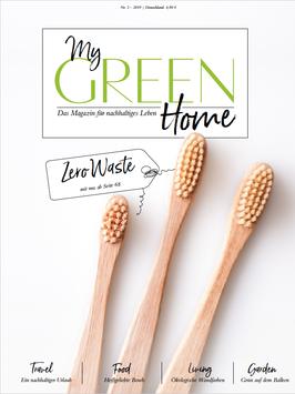 My GREEN Home  - Ausgabe 2/2019