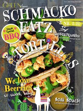 Schmackofatz  - Ausgabe 2/2020 - 170 Seiten voller Genuss