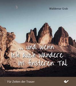 """Bildbändchen Nr. 4 """"Für Zeiten schmerzlicher Trauer"""" von Waldemar Grab"""