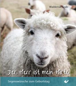 """Bildbändchen Nr. 1 """"Segenswünsche zum Geburtstag"""" von Waldemar Grab"""