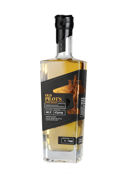 Old Pilot's Barrel Aged Gin - Limited - 0,7l