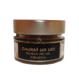 BIBICh - Lučica Smoked Sea Salt - 100g