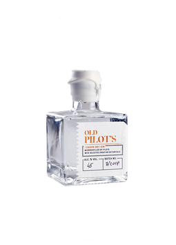 Old Pilot's Gin - London Dry Gin - Kleine Flaschen
