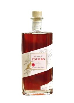 Pink Robin Aronia Gin - 0,5l