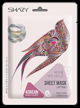 "Shary  Лифтинг-маска ""Экстракт ласточкиного гнезда и ОМЕГА-3-6""  25 г"