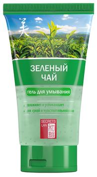 Гель для умывания Зеленый чай, 120 г