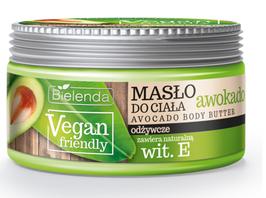 BIELENDA VEGAN FRIENDLY Питательное масло для тела Авокадо 250г