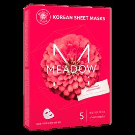 Mi-Ri-Ne  Подарочный набор  тканевых масок Meadow