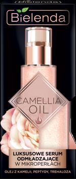 BIELENDA CAMELLIA OIL Эксклюзивная омолаживающая сыворотка - лицо, шея, декольте 30мл