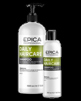 Шампунь EPICA DAILY CARE для ежедневного использования 5000, 1000 и 300 мл