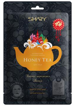Shary  Ферментная маска HONEY TEA  энергетическая  25 г
