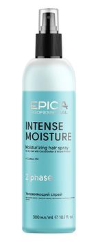 Двухфазный увлажняющий спрей EPICA  DEEP RECOVER для поврежденных волос 300 мл